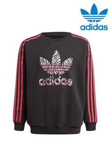 adidas Originals Zebra Sweat Top