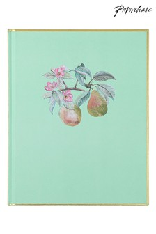 "Paperchase 8x10"" Foil Satin Notebook"
