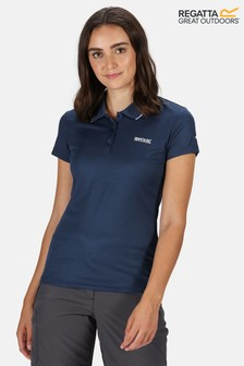 Regatta Womens Maverick V Polo T-Shirt