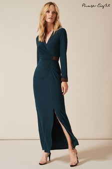 Phase Eight Green Dafina Maxi Dress