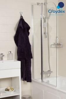 Croydex Silk Spray 5 Function Shower Water Reducing Handset