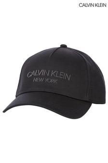 Calvin Klein Black BB Cap