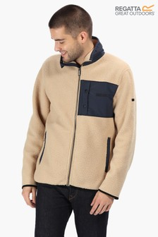 Regatta Cream Cayo Full Zip Fleece