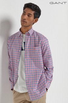 GANT Regular Oxford Gingham Shirt