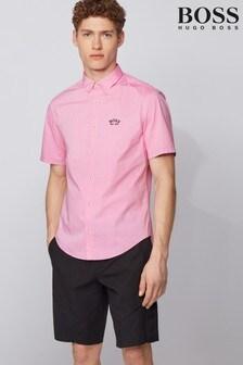 BOSS Pink Shirt