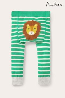Boden Green Knitted Leggings