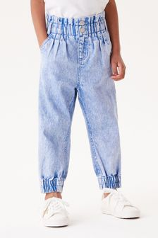 High Waisted Jogger Jeans (3-16yrs)
