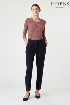 Hobbs Navy Gael Trousers