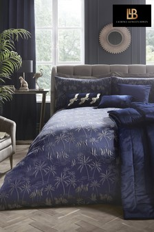 Laurence Llewelyn-Bowen Qing Luxury Jacquard Duvet Cover and Pillowcase Set