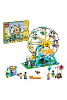 LEGO 31119 Creator 3-in-1 Ferris Wheel Fairground Building Set