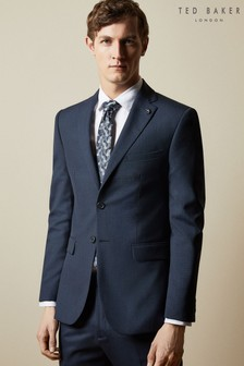 Ted Baker Ovajoyj Check Suit Jacket