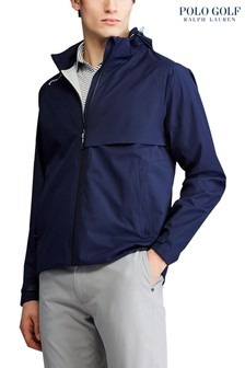 Polo Golf by Ralph Lauren RLX Navy Waterproof Jacket