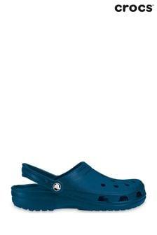Crocs™ Navy Classic Clogs