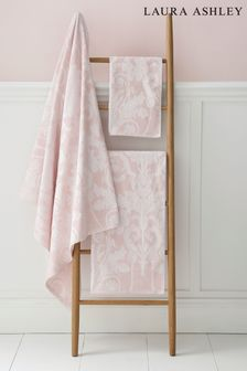 Laura Ashley Blush Josette Towel