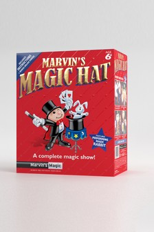 Marvins Magic Deluxe Rabbit And Hat