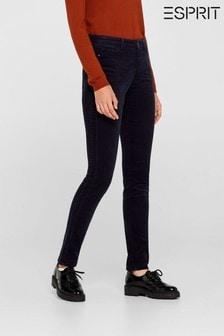 Esprit Blue Baby Corduroy Slim Fit Jeans