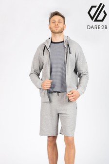 Dare 2B Grey Continual Jersey Shorts