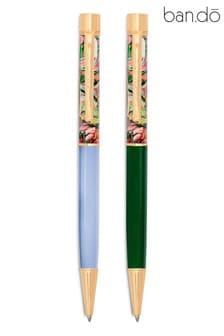 ban.do Glitter Bomb Flower Bomb Pen Set