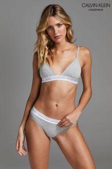 Calvin Klein Grey Bikini Underwear