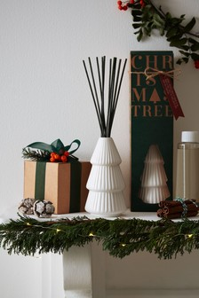Christmas Tree 180ml Fragranced Reed Diffuser