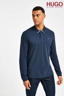 HUGO Blue Donol204 Poloshirt