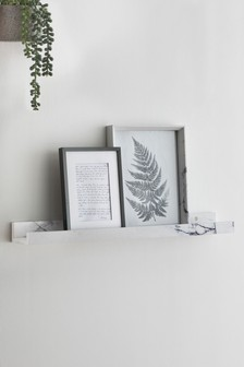 Marble Effect Shelf