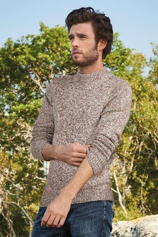 Twist Turtle Neck Jumper