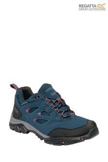 Regatta Lady Holcombe IEP Waterproof Walking Trainers