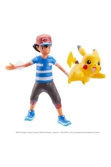 """Pokémon™ Battle Feature 4.5"""" Ash Pikachu"""