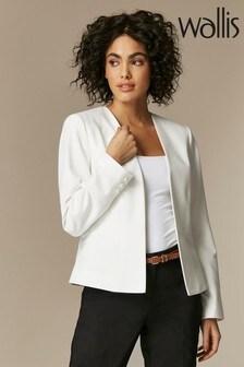 Wallis Cream Tailored Jacket