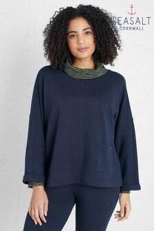 Seasalt Blue Skylight Sweatshirt