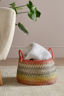 Rainbow Storage Basket