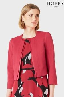 Hobbs Pink Meghan Jacket