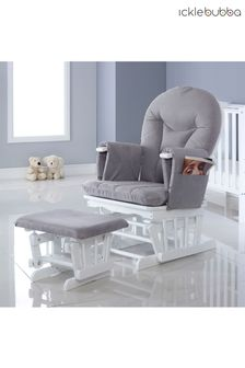 Alford Glider Chair and Stool by Ickle Bubba
