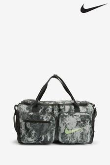 Nike Camo Utility Duffel Bag