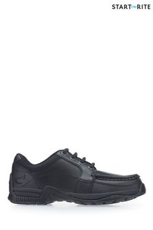 Start-Rite Dylan Black Leather Shoes