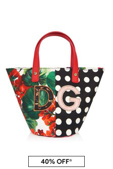 Dolce & Gabbana Kids Girls Multicoloured Bag