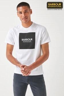 Barbour® International Block Logo T-Shirt