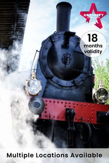 Steam Train Day Out & Afternoon Tea Gift Experience by Activity Superstore