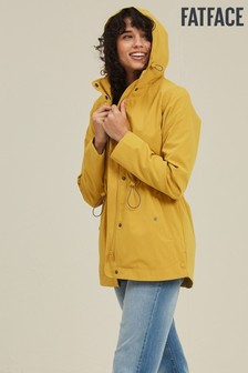 FatFace Yellow Primrose Jacket