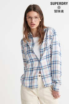 Superdry Lightweight Check Shirt