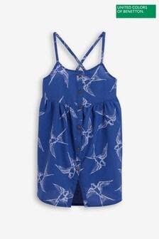 Benetton Navy Dress