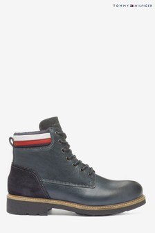 Tommy Hilfiger Blue Active Outdoor Boots
