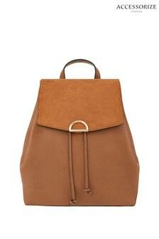 Accessorize Tan Kimmi Backpack