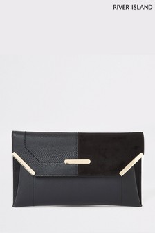 River Island Bag Envelope Clutch Bag