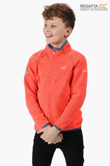 Regatta Orange Jader Full Zip Fleece
