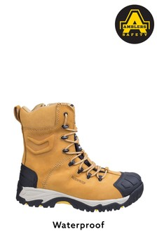 Amblers Safety Honey FS998 Waterproof Lace-Up Safety Boots