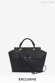 Mix/Hill & Friends Satchel Bag