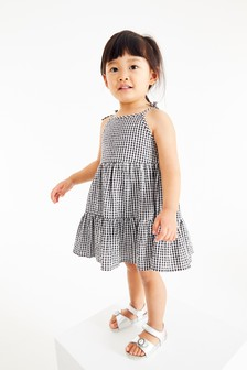 Tiered Cotton Sundress (3mths-7yrs)