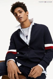 Tommy Hilfiger Full Zip Baseball Jacket